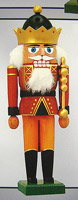 King Friedrich Augustus of Saxony Nutcracker