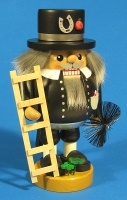 Lucky Chimney Sweep Nutcracker