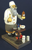 Pharmacist German Incense Smoker