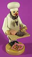 Baker Confectioner German Incense Smoker